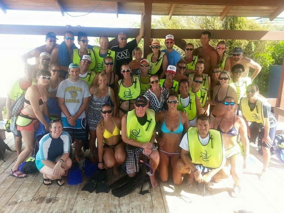 turks snorkeling